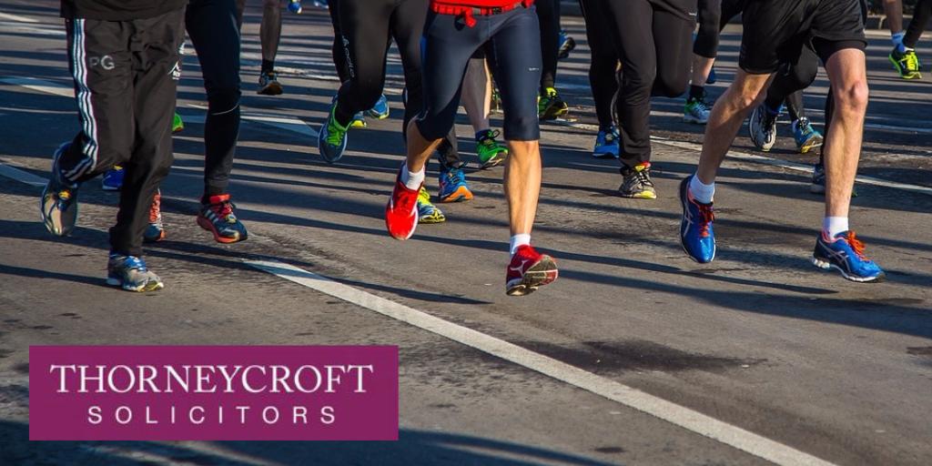 Thorneycroft Solicitors Manchester Half Marathon